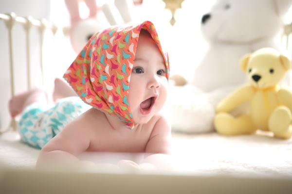 dziecko 5 miesięcy
