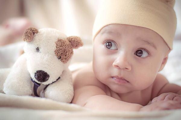 dziecko 4 miesiące