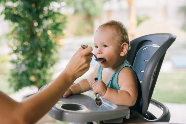 dziecko 7 miesięcy blw