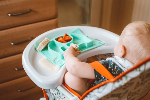 dziecko 5 miesięcy blw